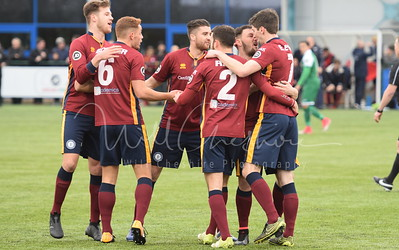 Cardiff Met v Barry Town