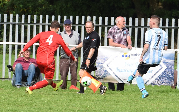 Cogan Coronation v AFC Whitchurch