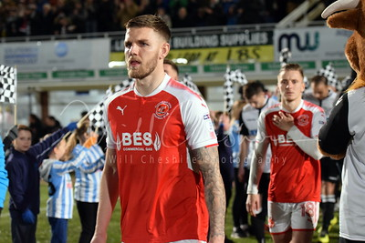 Hereford v Fleetwood Town
