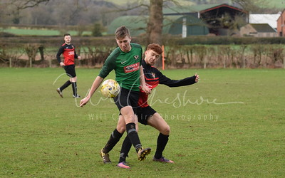 Orleton Colts Reserves v Ludlow Town Colts