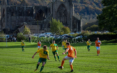 Tintern Abbey v Mathern