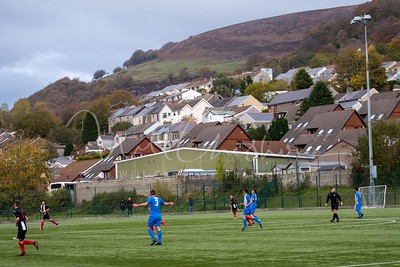 Abertillery Bluebirds vs Cardiff Draconians