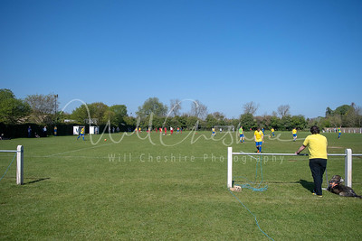 Bourton Rovers v Headington Amateurs