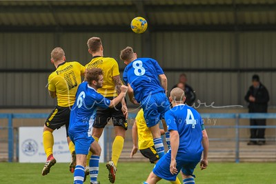 Clevedon Town 1-3 Buckland Athletic
