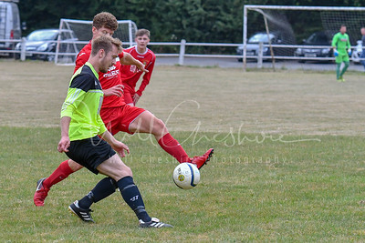 Crickhowell vs Brecon Corries