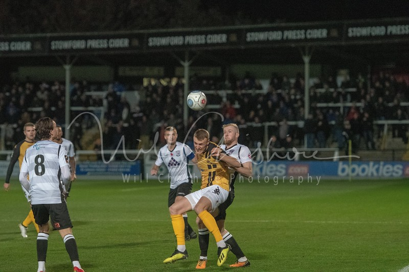 Hereford vs Southport