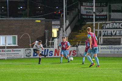 Hereford v Westfields