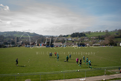 Llanfair United vs Radnor Valley