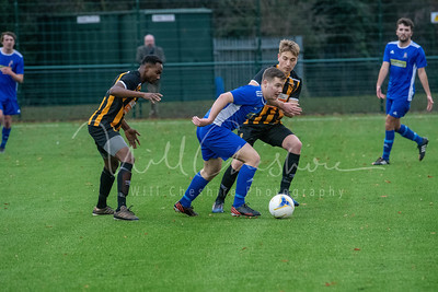 Hereford Lads Club vs Tytherington Rocks