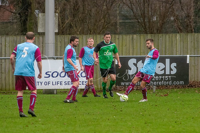 Westfields Reserves vs Shobdon