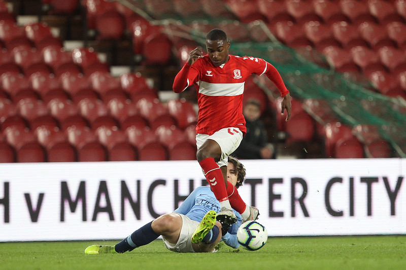 Middlesbrough vs Man City Premier League U18 Cup 14/03/19