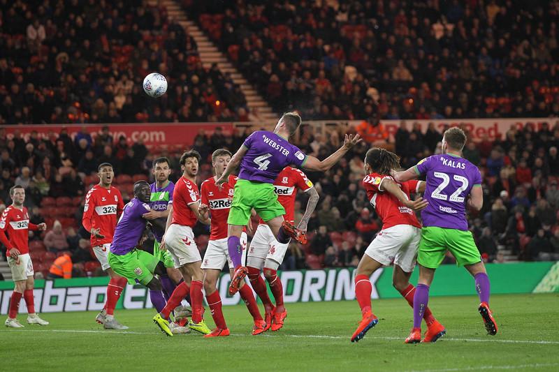 Middlesbrough vs Bristol City 02/04/19