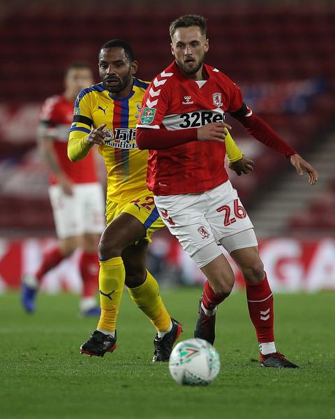 Middlesbrough vs Crystal Palace 31/10/18