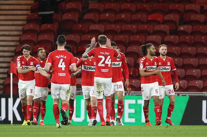 Middlesbrough vs Preston 13/03/19