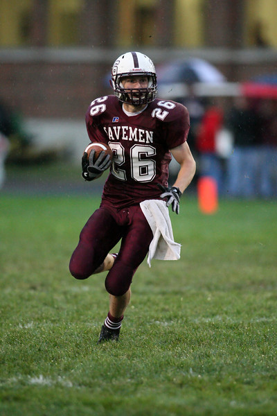 Mishawaka High School Football 2012