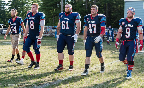 Granite State Destroyers v Empire