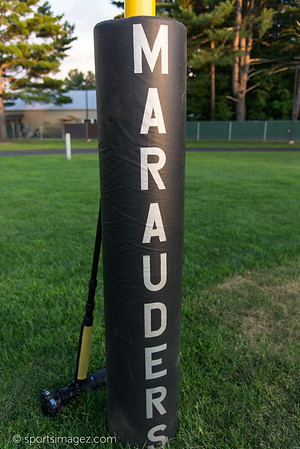 Marauders v. Chiefs 082016