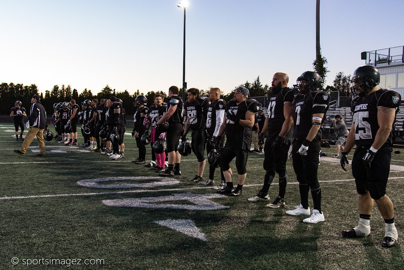 Empire v Beavers 9/24/16