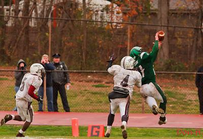 SPHS football Thanksgiving 2010
