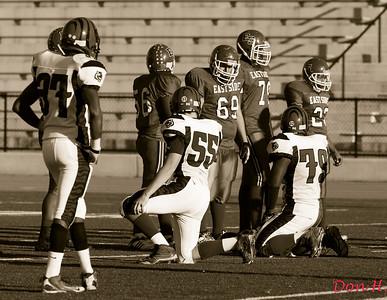 SPHS football 2010