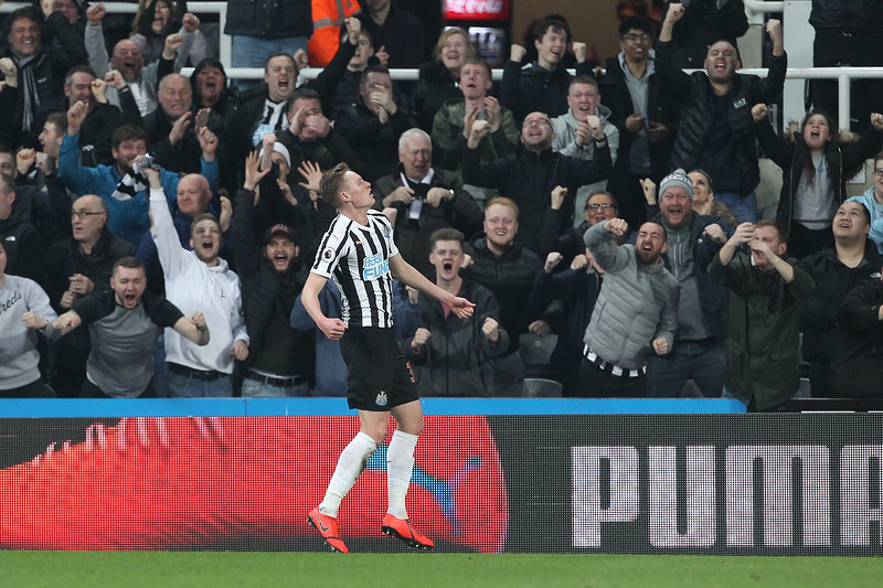 Premier League - Newcastle vs Burnley 26/02/19