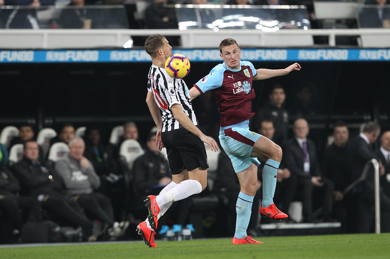 Premier League - Newcastle vs Burnley 26/02/19