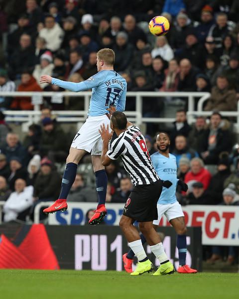 Newcastle vs Man City 29/01/19