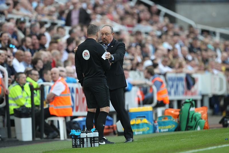 Newcastle vs Southampton 20/04/19