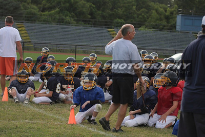 Varsity and Northport Youth Football Aug 28th