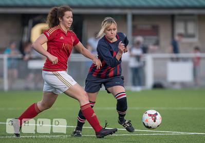 Nottingham Forest Ladies v Radcliffe Olympic Ladies 26/05/2017
