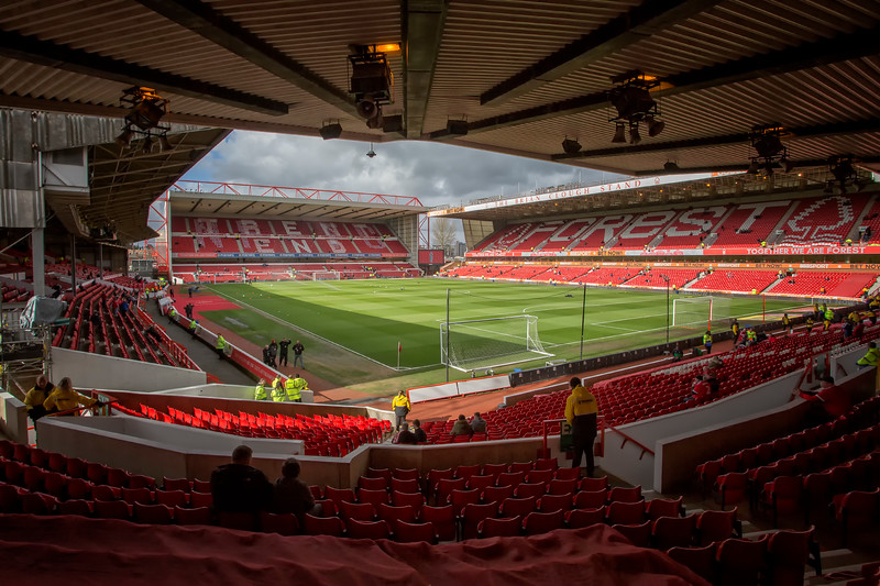 Nottingham Forest vs Derby 11/03/18