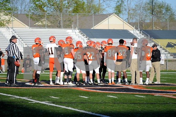 Orange & Black Spring Game 4-23-15