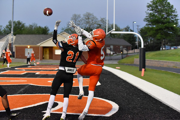 Orange & Black Spring Game 4-28-16