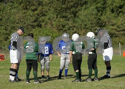 10/16/2005 (11 year olds) Center Moriches vs Longwood