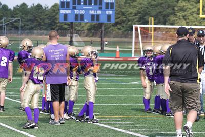 10/04/2009 (11 Year Old) Sayville B vs. Cowboys B