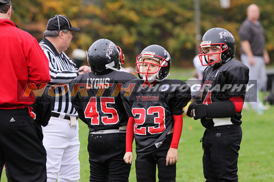 11/01/2009 (10 Year Old) Connetquot vs. Kings Park
