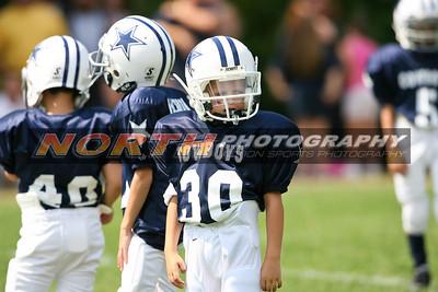 09/09/2007 (7/8 Year old) Cowboys vs. Buccaneers