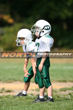 09/09/2007 (7/8 Year old) Raiders vs. Jets