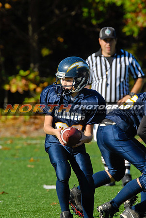 10/28/07 (U11)  Deerpark Falcons vs. Southshore Chargers