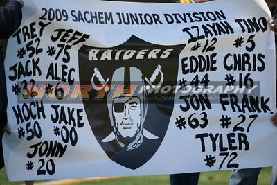 11/22/2009 - Junior Division Super Bowl - Jets vs. Raiders