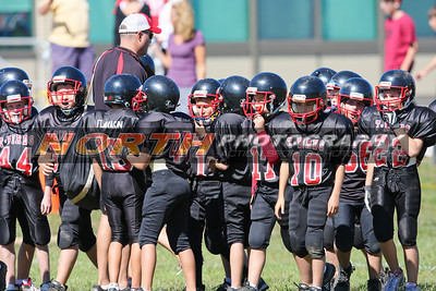09/23/2007 (11 year old) Connetquot Red  vs. Sachem Redskins