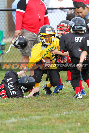 09/23/2012 (5/6 Year Old) Connetquot Red vs. Wyndanch