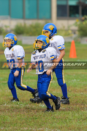 09/28/2008 (10 Year Old B) West Islip vs. Connetquot