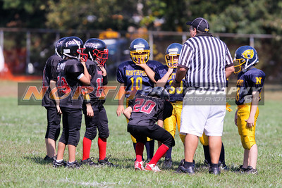 10/04/2009 (9 Year Old) Northport A vs. Connetquot A