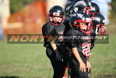 10/10/2010 (7/8 year old) - Central Islip vs. Connetquot Blue