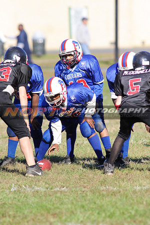 10/12/2008 (11 Year old) Central Islip vs. Connetquot
