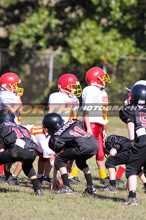 10/12/2008 (9 Year old B) Commack vs. Connetquot