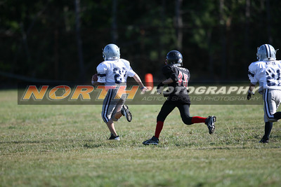 10/2/2011 (10 year old) - Eastport Cowboys vs Connetquot Red - Columbia Division