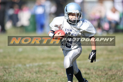 10/2/2011 (9 year old) - Eastport Red Sharks vs Connetquot Blue - Pioneer Division