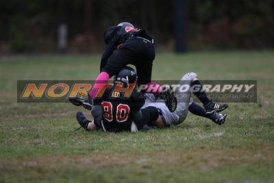 10/23/2011 - 11 year olds - Eastport vs. Connetquot Black